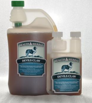 Animal Health Натуральная добавка для собак Devils Claw (Коготь дьявола для поддержания здоровья суставов)