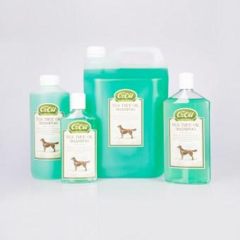 Шампунь для собак с маслом чайного дерева - Tea Tree Shampoo