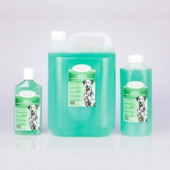 """Шампунь для собак """"Яблоко"""" - Apple Shampoo, суперконцентрированный, с ароматом свежего яблока."""