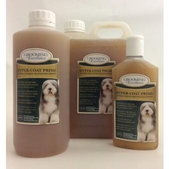 Шампунь для собак с конопляным маслом - Shampoo Hyper Coat Prime