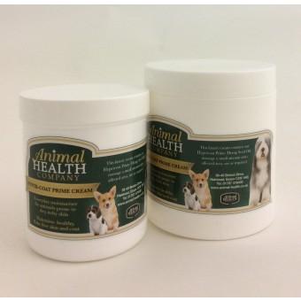 Крем для ухода за шерстью и кожей для собак с добавлением конопляного масла - Hyper-Coat Prime Cream