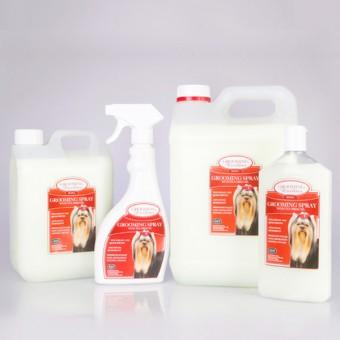 Средство для собак для груминга - Animal Health Grooming Spray -  с маслом чайного дерева