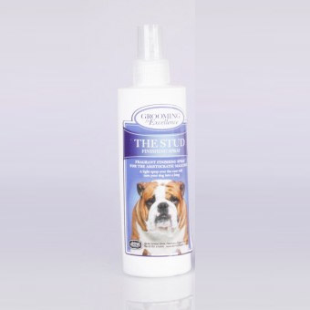 Средство для груминга для собак - Animal Health The Stud shray (Финишный выставочный спрей для кобелей)