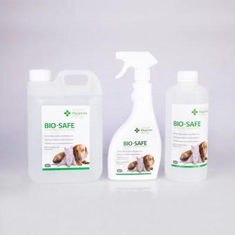 Дезинфицирующий спрей, нейтрализатор запахов для пространственного и поверхностного применения - BIO-SAFE