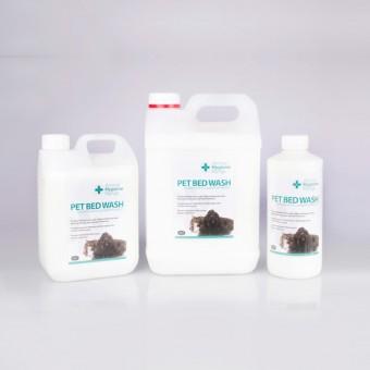 Дезинфицирующее моющее средство -Pet Bed Wash-  для стирки подстилок, лежаков, а также одежды для собак