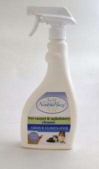 Дезинфицирующее средство Neutrahaze Pet Carpet Upholstery Spray-Очиститель для ковров и обивки