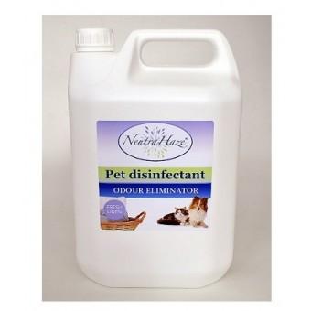 Дезинфицирующее средство - NeutraHaze Pet Disinfectant - мощное дезинфицирующее и дезодорирующее средство