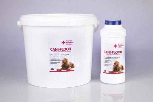 Уничтожитель запахов, дезинфицирующее средство - CANI-FLOOR -  для удаления неприятных запахов, в т.ч.мочи.